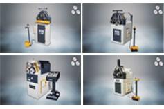 Alüminyum Profil ve Boru Kıvırma Makineleri