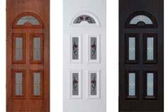 PVC Panel Kapıları